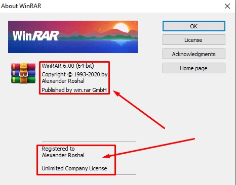 Download WinRAR 6.00 Full Version