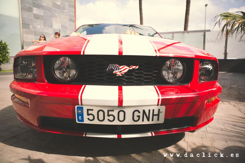 coche mustang