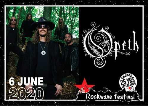 OPETH στο Rockwave Festival