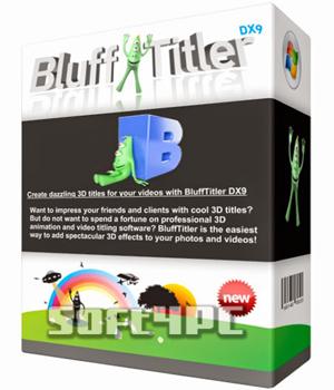 BluffTitler PRO 12.0.0.5 + Crack