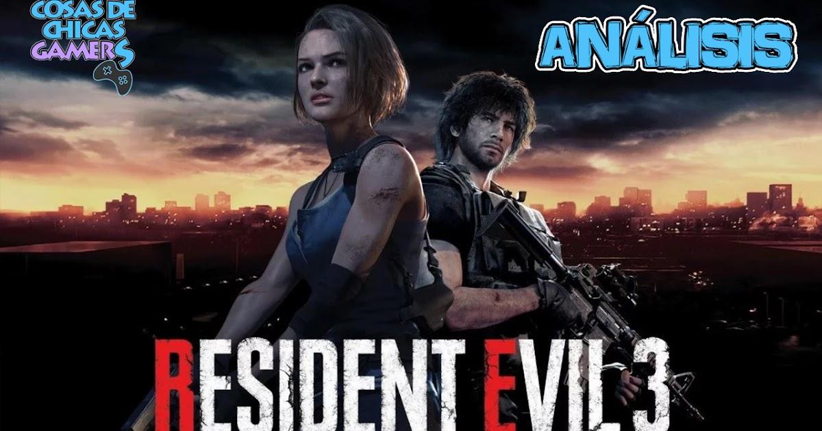 RESIDENT EVIL 3 REMAKE - ANÁLISIS