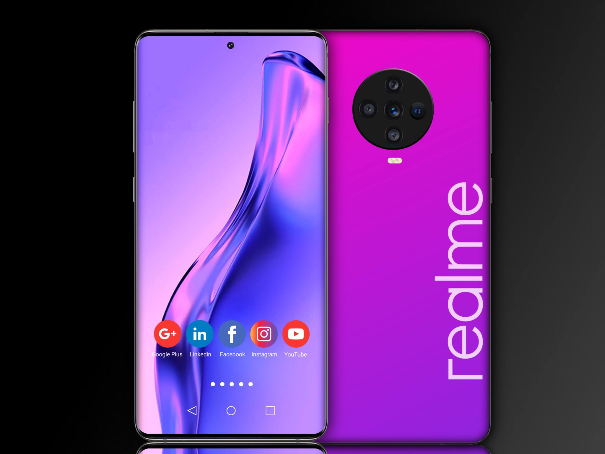 Realme 7 5G - A New Concept Design with detailed specifications and more details