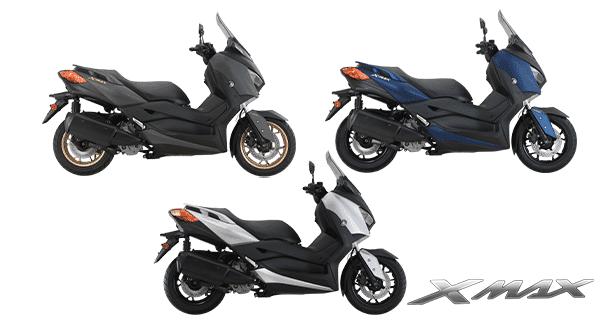 Yamaha-Xmax-250-Warna