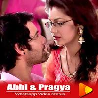 Abhi and Pragya Whatsapp Video Status Apk Download for Android