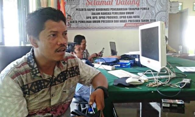 Muhammad Syafi'i Resmi Diberhentikan dari Jabatan Ketua Bawaslu Kota Pematangsiantar
