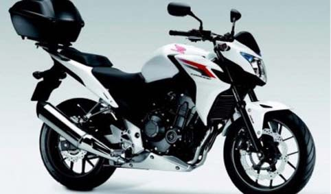 All New Honda Tiger