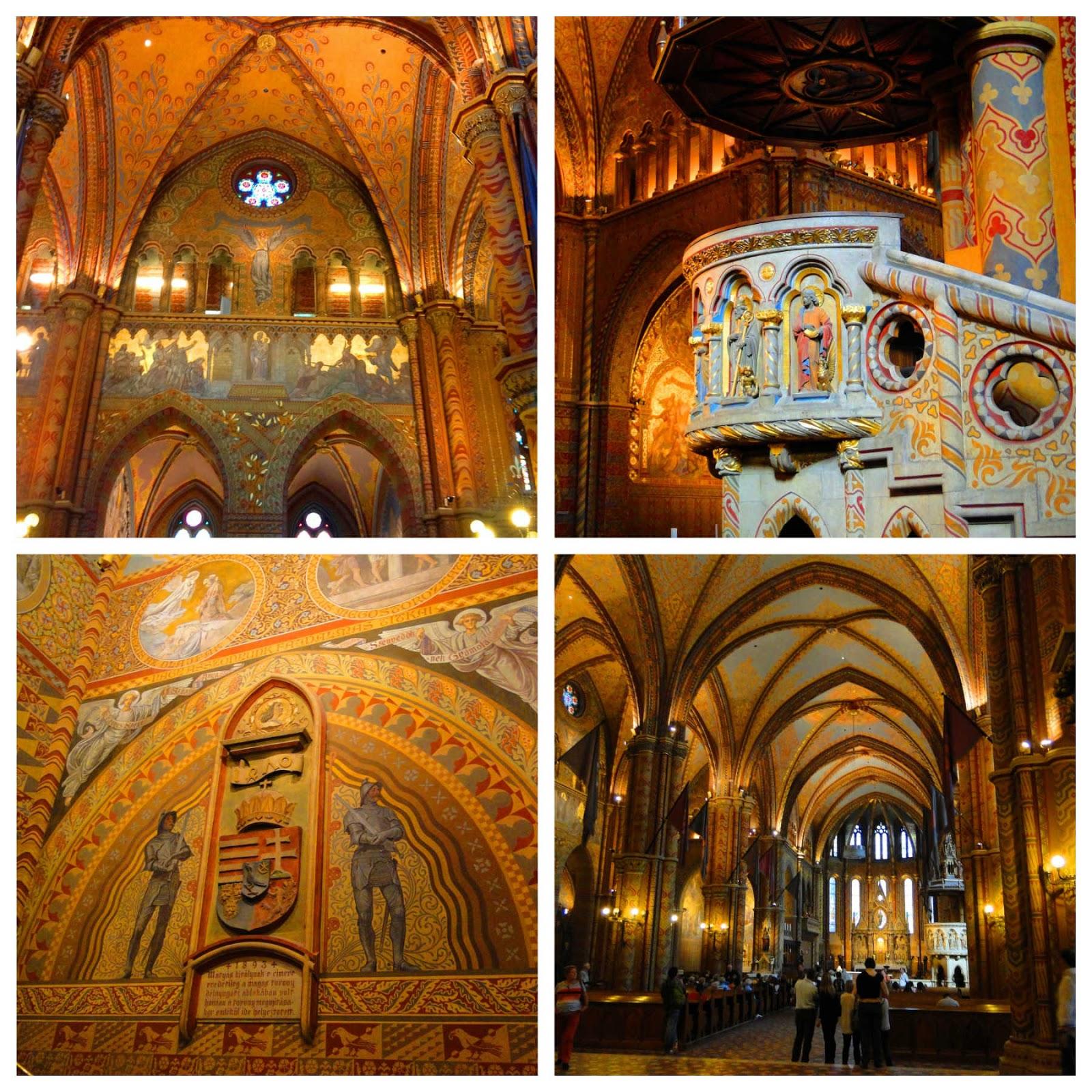 Igreja Matias, Budapeste.