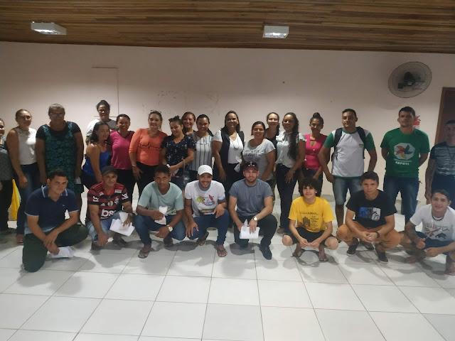 Equipe Da Secretaria De Promoção Social Recebe Palestra