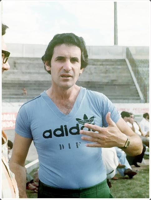 Carlos Alberto Silva Guarani 1978