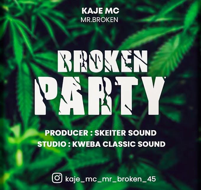 AUDIO | KAJE DOUBLE KILLER - BROKEN PARTY | DOWNLOAD NOW