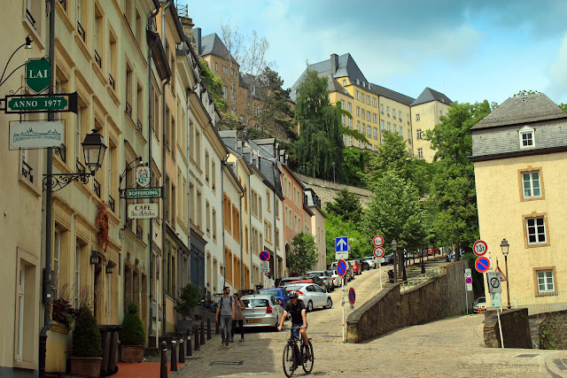 Luxembourg cityscapes