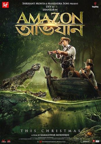 Amazon Obhijaan 2018 Hindi Full Movie Download