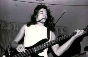 Black Flag bassist C'el Revuelta