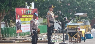 Polres Cirebon Kota Musnahkan Ribuan Botol Miras Dan Obat-obatan Berbahaya Jelang Natal 2019 Dan Tahun Baru 2020