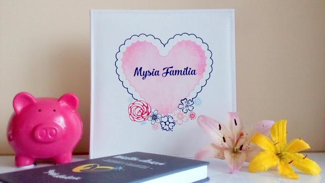 album na zdjęcia z personalizacją, album na zdjęcia wklejane i wsuwane dla zakochanych na rocznicę