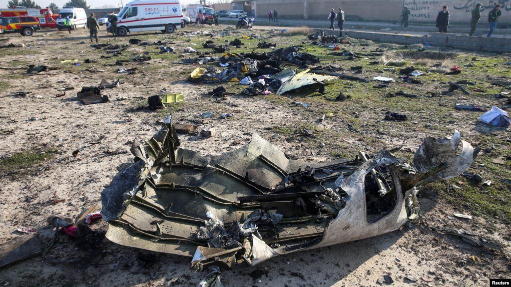 El accidente ocurrió horas después de que Irán lanzó un ataque con misiles balísticos contra bases iraquíes que albergan a soldados estadounidenses / REUTERS