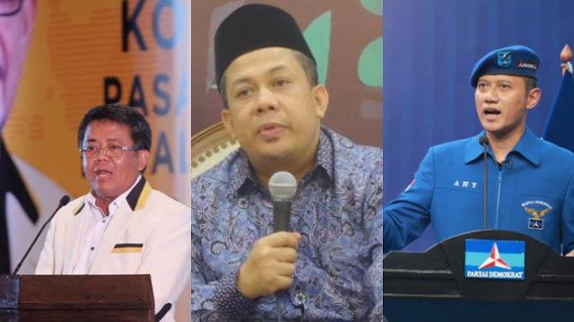 Komentar Nyelekit Fahri Hamzah Pada Sohibul Iman Saat Ada Yang Membandingkan Pidato Presiden PKS dengan AHY dan Prediksi Kehancuran Partai yang Memecatnya...