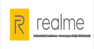 Lowongan Kerja Promotor Realme Area Sukabumi
