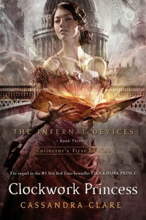 Clockwork Princess cover
