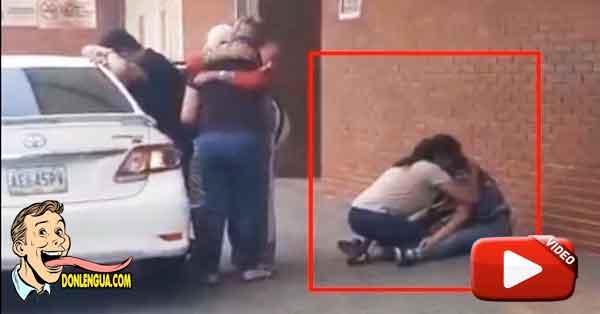 Dejan morir a un enfermo dentro de un vehículo al no prestarle atención médica
