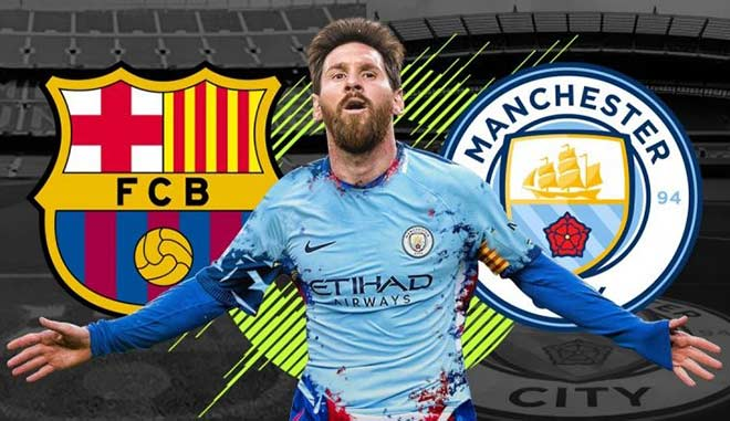 """Man City đàm phán với Messi: """"Bom tấn"""" 200 triệu euro, PSG bỏ cuộc"""