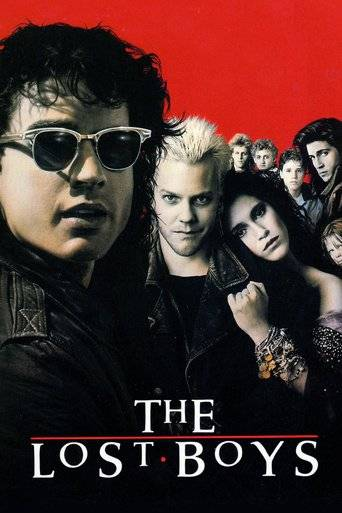 The Lost Boys (1987) ταινιες online seires oipeirates greek subs
