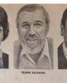 Frank Saldana 1977