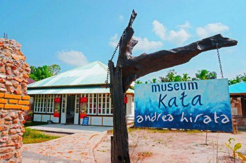 Museum kata liburan ke bangka belitung dengan traveloka xperience