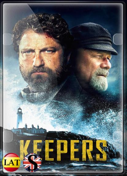 Keepers: El Misterio Del Faro (2018) FULL HD 1080P LATINO/INGLES