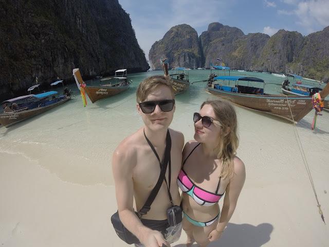 Phi Phi Beach Thailand