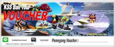 Cara Menggunakan Voucher Watersport sehingga harga murah milik anda | KSS Bali Tour dan Travel Watersport Bali