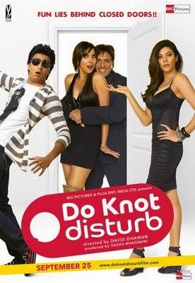 Download Do Knot Disturb (2009) Hindi Movie DVDRip 480p 350mb