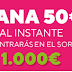 Pink Lady te regala 50€ y un premio final de 1.000€