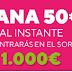 Pink Lady te regala 50€ y un premio final de 1.000€