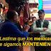 """Valiente ciudadano encara y ridiculiza a Vicente Fox, en Chiapas, """"Lastima que los mexicanos te sigamos manteniendo"""" (VIDEO)"""