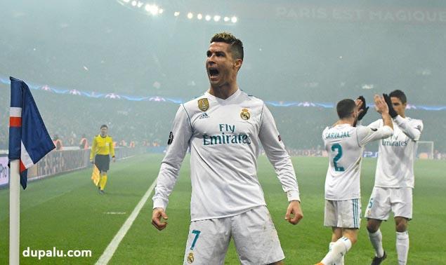No matar a Cristiano Ronaldo todavía. Dupalu