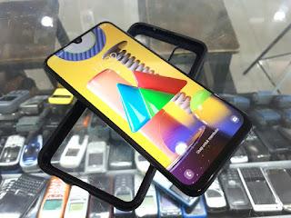 Samsung Galaxy M31 6/128 Mulus Normal Batangan