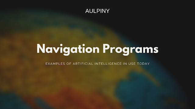Navigation Programs