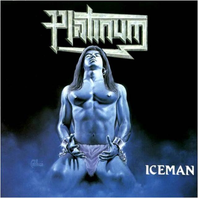 """Ο δίσκος των Platinum """"Iceman"""""""