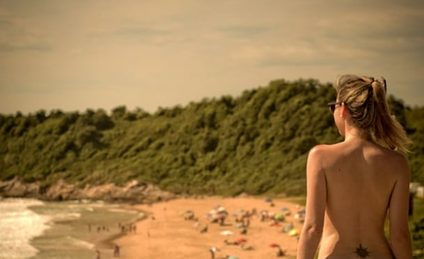 These beaches allow visitors nude bathing famous in the world