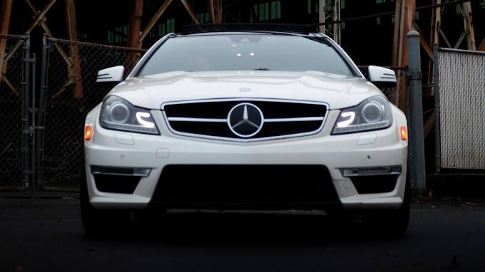 Papel de Parede Mercedes Wallpaper