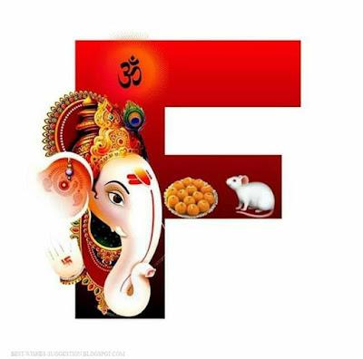 Ganesha-alphabet-F-images-download