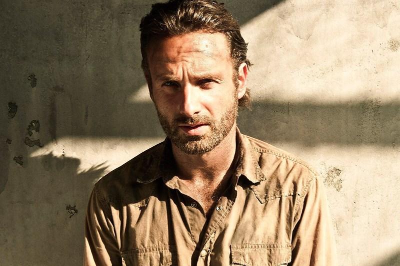 Ator fala sobre a violência da série The Walking Dead