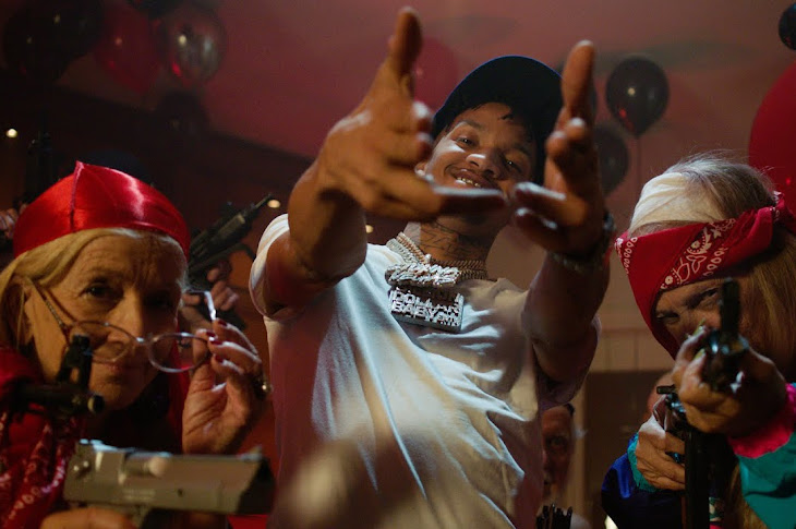 Watch: Stunna 4 Vegas - Gangsta Party
