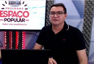 Prefeito de Picuí é vítima de fake news. Compartilhar notícias falsas na internet pode gerar processos judiciais