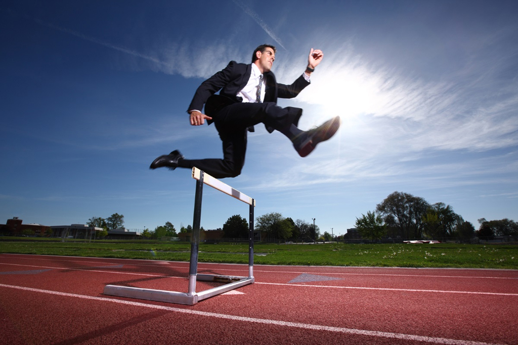 How To Jump Life's Hurdles