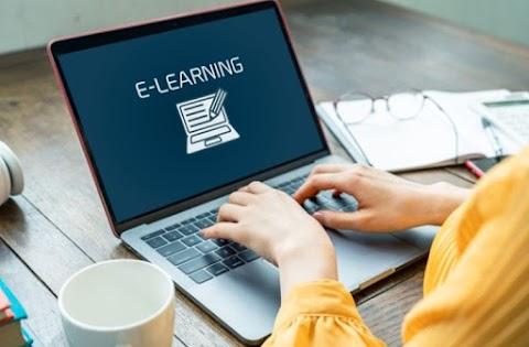 E-learning Vs Sindiran Nadiem Terhadap Guru Yang Hanya Memberikan Tugas Tapi Tak Beri Bimbingan