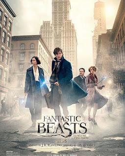 فيلم Fantastic Beasts and Where to Find Them 2016 مترجم