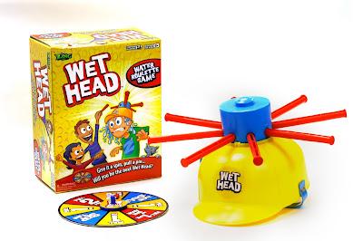 Zing Wet Head Game Games