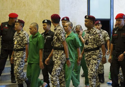 9 Filipinos sentenced to death over 2013 Malaysia invasion